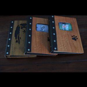Buch Lederrücken
